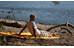 La Siesta Colibri Single-Reisehängematte orange